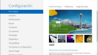 Tips, Trucos, Secretos Windows 8 Modificar La Pantalla De