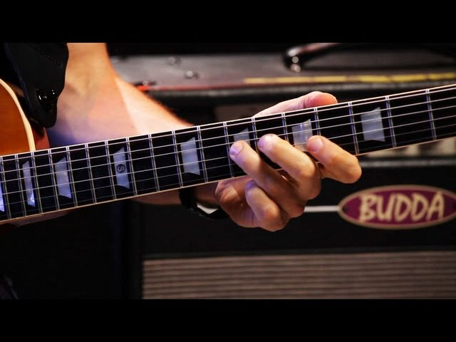 How to Change Keys | Heavy Metal Guitar Lessons