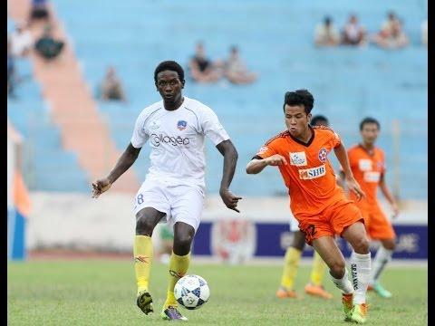 Vòng 15 V-League 2014 : SHB Đà Nẵng  - QNK Quảng Nam