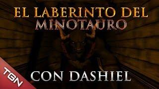 EL LABERINTO DEL MINOTAURO CON DASHIELGAMER EN 4.0