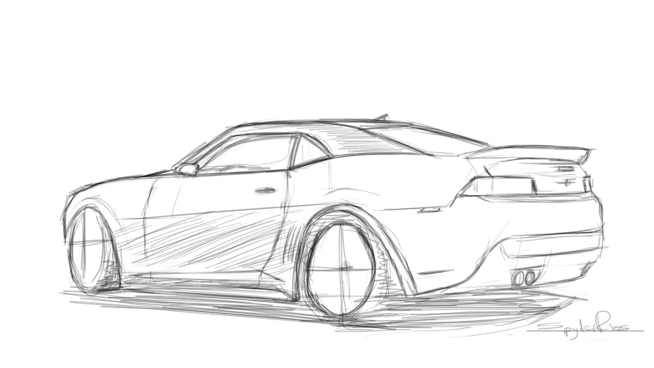 free coloring pages of 69 camaro z28