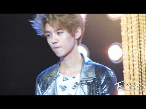 [FANCAM] 120627 Extraordinary Class Angel-Luhan