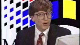 若かりし頃のビル・ゲイツの髪型がジャスティン・ビーバー