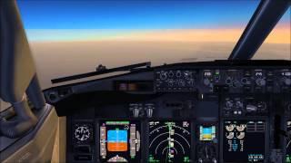 FSX PMDG 737-800 NGX: Boston, MA to Philadelphia, PA view on youtube.com tube online.