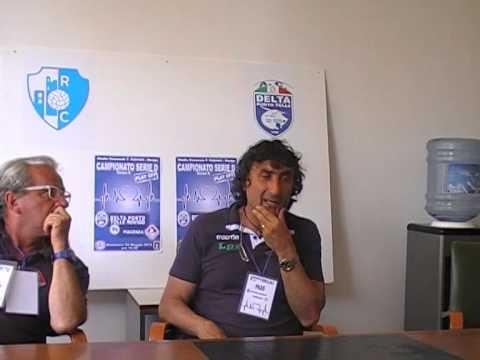 Copertina video De Paola dopo PortoTolle-Piacenza playoff