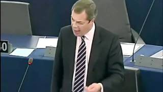 Nigel Farage: The Game is Up