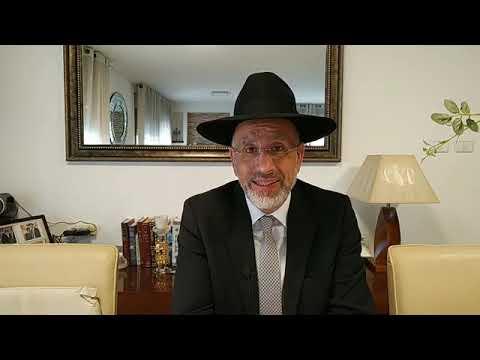 25 eloul  La création du monde  En l honneur du Rav Yossef Haïm Sitruk et Rabbi Itsrak de Berditchev