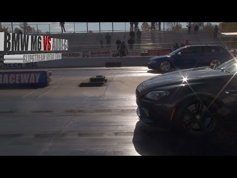 Audi S4 wagon vs BWM M6
