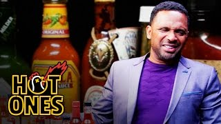 Mike Epps Gets Crushed by Spicy Wings | Hot Ones