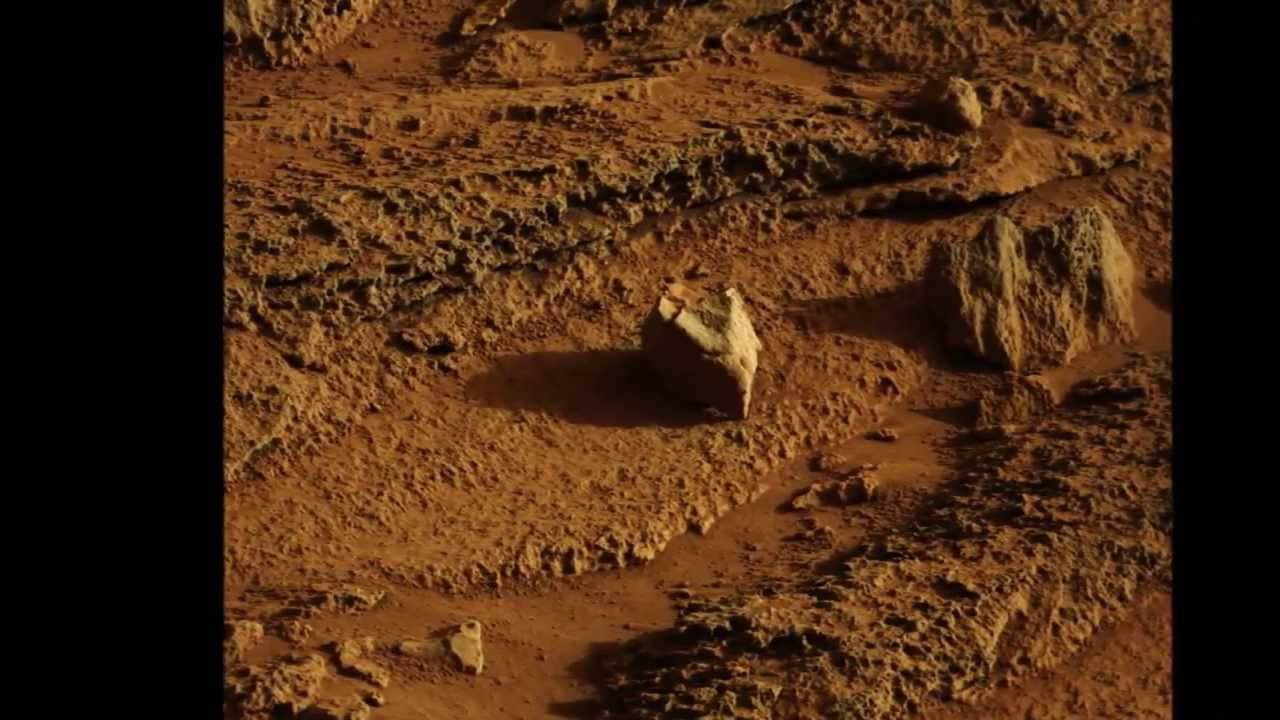 alien artifacts on mars - photo #12