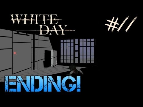 White Day: A Labyrinth Named School - Gameplay Walkthrough Part 11 - ENDING!