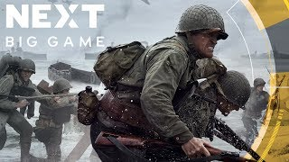 Why Call of Duty: WWII is the Next Big Game - Next Big Game Ep. 3
