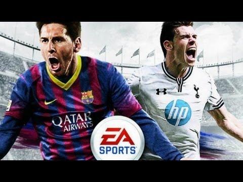 Большое видео геймплея FIFA 14
