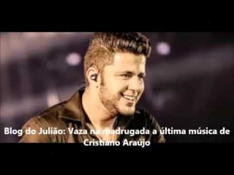 Cristiano Araújo - Balada Prime (2015) vaza nova música