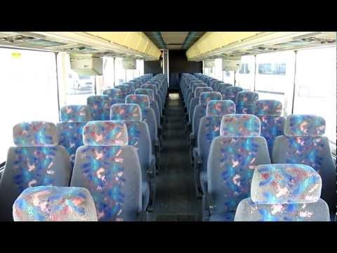 Las Vegas Bus Sales Used Bus - 1993 MCI DL3 55 Seat Motor Coach C45226
