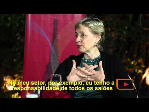 Entrevista Com Valéry Lobry - Diretora Geral Da Divisão Agricultura & Alimentação da Comexposium fala sobre o lançamento do Sial Brazil