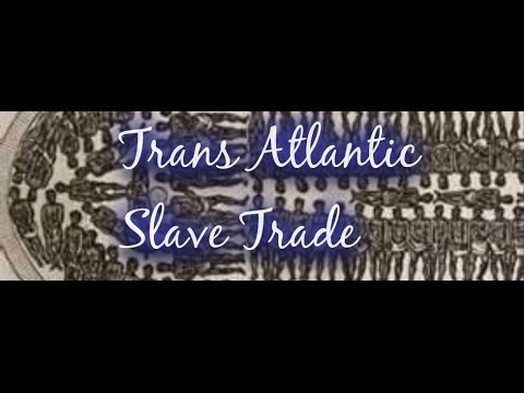 Trans Atlantic Slave Trade:  African American or Ancient Hebrew Pt. 5