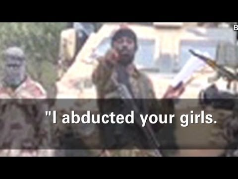 Boko Haram leader: 'I abducted your girls'