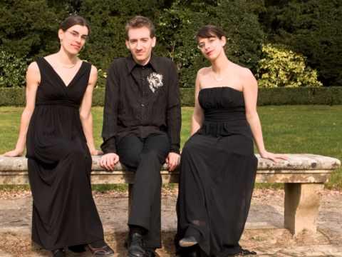 J.-M. Leclair, Sonate VIII  à trois, 3. Largo  4. Allegro - Le Triton de Versailles