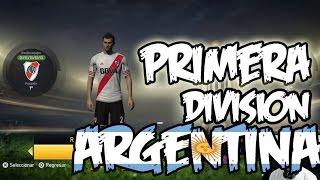 FIFA 15 PRIMERA DIVISIÓN ARGENTINA EQUIPOS ARGENTINOS