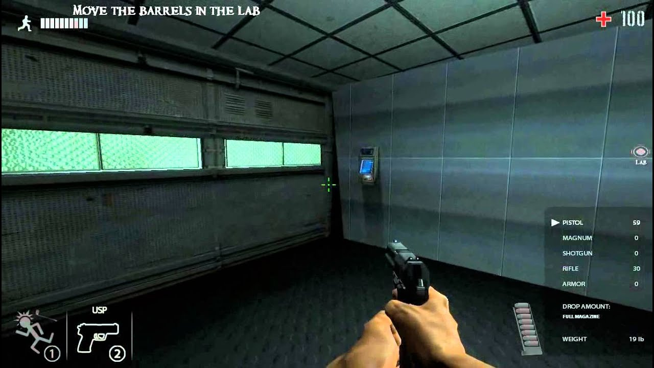 The synergy team has released a new version of this cooperative half-life 7 mod