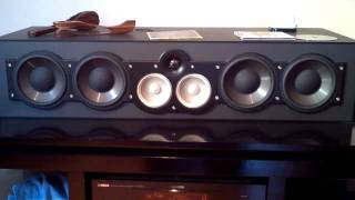 Yamaha / Paradigm Home Theater ( Video 2 )