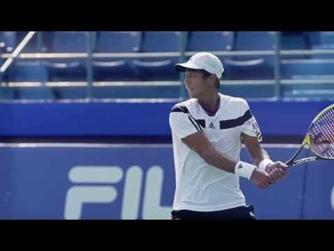 「揮汗X感動」2013高雄海碩國際男子網球挑戰賽 OEC Kaohsiung ATP Challenger  紀錄短片(HD)