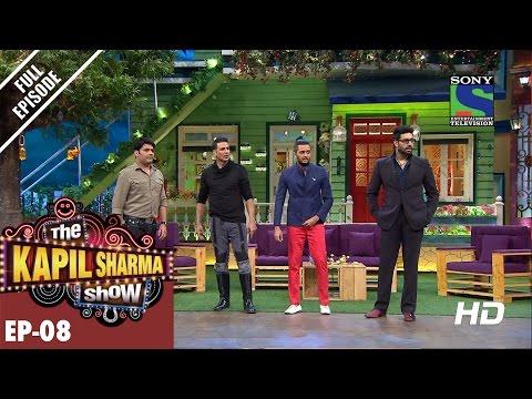 The Kapil Sharma Show - दी कपिल शर्मा शो–Ep-8-Housefull of masti –15th May 2016