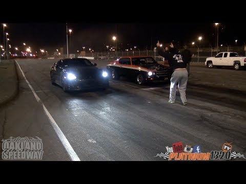 LSX ProCharged Chevelle vs Nisan GT-R