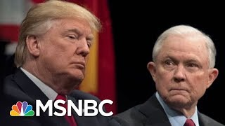 NYT: Trump Ordered White House Lawyer To Stop Sessions From Recusing Himself | Hardball | MSNBC