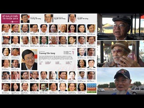 Quốc hội VN bỏ phiếu tín nhiệm, người Mỹ gốc Việt ở Bolsa nói gì?