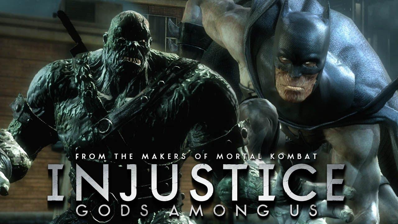 Injustice: Gods Among Us - Solomon Grundy Earth 2 vs