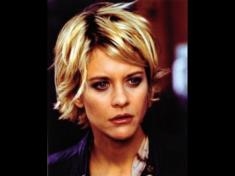 FUN Meg Ryan Haircut Tutorial