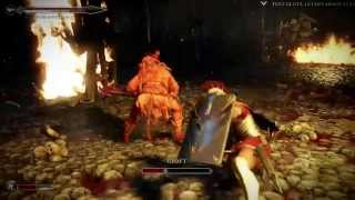 Ryse : Son Of Rome. How To Kill Glott