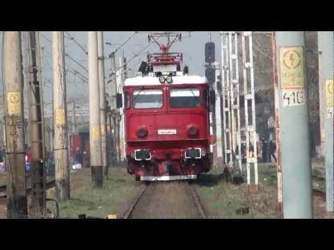 IR1750 Suceava - Brasov pleaca din Suceava cu mecanic de treaba - 12.04.2012