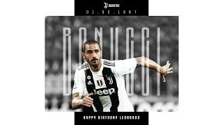 Happy birthday, Leonardo Bonucci!