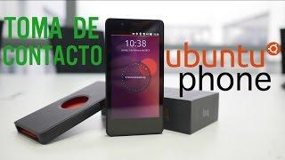 Ubuntu Phone, un paseo por sus principales características