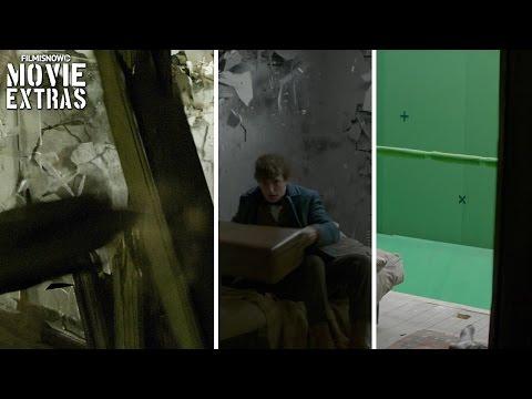 Fantastické zvery - Vizuálne efekty