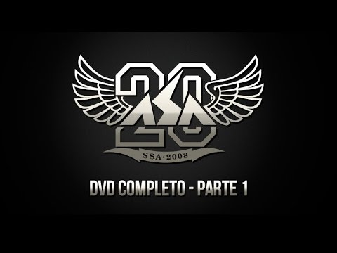 Asa de Águia | Asa 20 Anos | DVD Completo | Parte 1