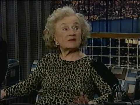 Doris Wishman and Roger Ebert on Conan O'Brien