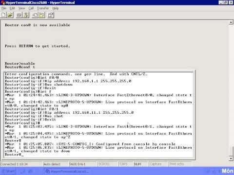 Thiết lập Standard IP Access Control List trên Router Cisco
