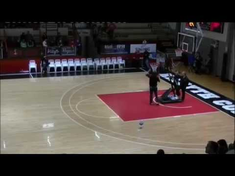 Swinburne Cobras vs Canberra Gunners - SEABL 2014