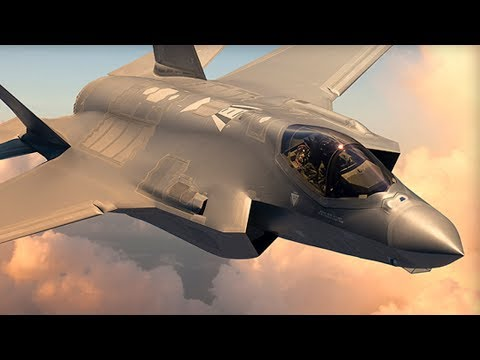 The F-35: America's Next Generation Stealth Fighter