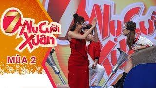 Ninh Dương Lan Ngọc Cay Cú Trả Thù Puka   7 Nụ Cười Xuân Mùa 2   Tập 6 Full HD