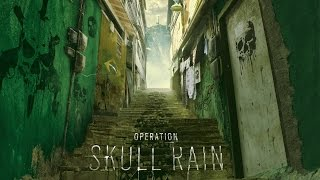 Tom Clancy's Rainbow Six Siege - Operation Skull Rain DLC: Favela Térkép