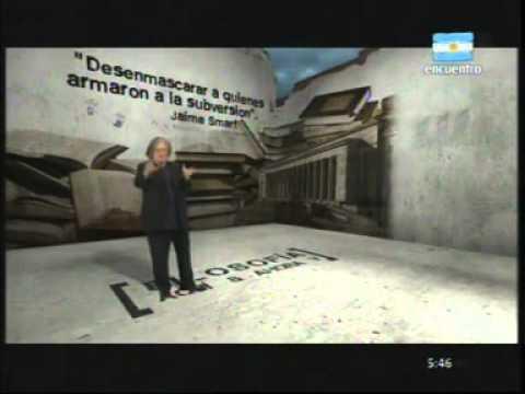 Filosofía Aquí y Ahora V - Encuentro 11: Terrorismo de Estado en la Argentina.