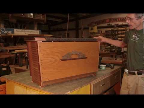 Build furniture from used hollow core doors - The RE Store's REvision Division Quick Tip