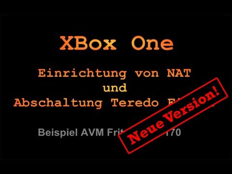 how to change nat for xbox one