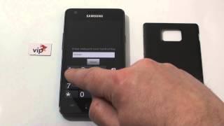Samsung Galaxy S2 GT I9100 dekodiranje pomoću koda