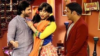 NEW GUTTHI In Comedy Nights With Kapil- EXCLUSIVE NEWS